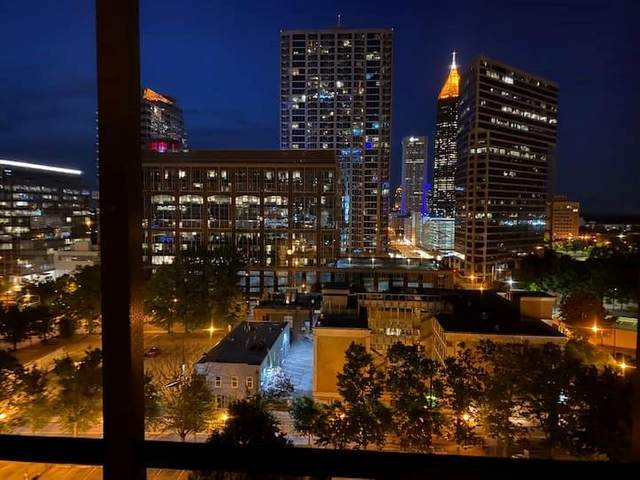 300 Peachtree St 11B Street NE 11B, Atlanta, GA 30308 (MLS #6792291) :: North Atlanta Home Team