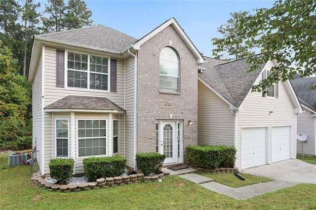 419 Berkshire Place, Fairburn, GA 30213 (MLS #6792324) :: Tonda Booker Real Estate Sales