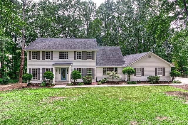7565 Mount Vernon Road, Sandy Springs, GA 30350 (MLS #6792357) :: AlpharettaZen Expert Home Advisors