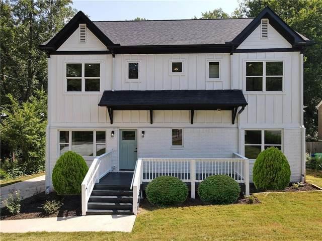 2569 E Tupelo Street SE, Atlanta, GA 30317 (MLS #6792390) :: North Atlanta Home Team
