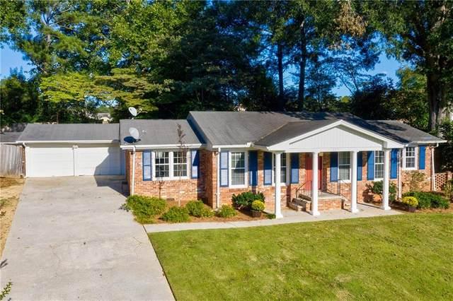 1271 Vista Valley Drive NE, Atlanta, GA 30329 (MLS #6792421) :: Tonda Booker Real Estate Sales