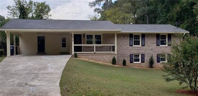 110 Huston Drive, Lawrenceville, GA 30044 (MLS #6792462) :: North Atlanta Home Team