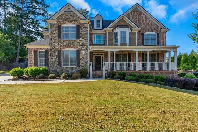 1765 Severbrook Place NW, Lawrenceville, GA 30043 (MLS #6792463) :: The Cowan Connection Team