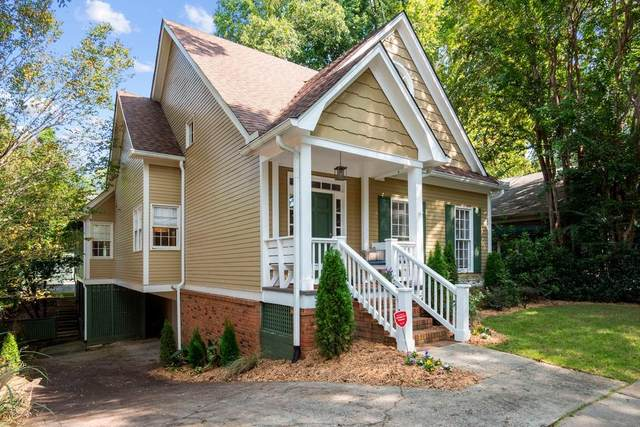 1160 Saint Louis Place NE, Atlanta, GA 30306 (MLS #6792470) :: Keller Williams Realty Cityside