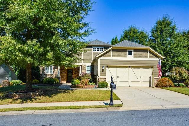 627 Laurel Crossing, Canton, GA 30114 (MLS #6792531) :: The Butler/Swayne Team