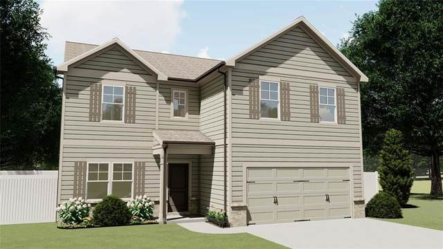 74 Creekside Bluff Way, Auburn, GA 30011 (MLS #6792545) :: Tonda Booker Real Estate Sales