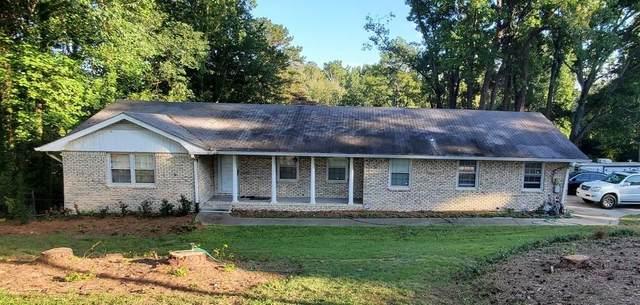 6624 Peacock Boulevard, Morrow, GA 30260 (MLS #6792546) :: North Atlanta Home Team