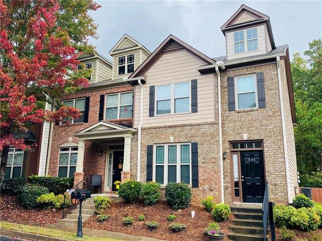 535 Ridge View Crossing, Woodstock, GA 30188 (MLS #6792549) :: Team RRP | Keller Knapp, Inc.