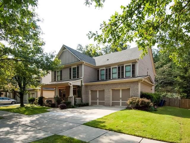 9126 Loxford Street, Lithia Springs, GA 30122 (MLS #6792573) :: Tonda Booker Real Estate Sales
