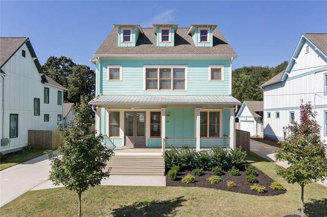 221 S Howard Street SE, Atlanta, GA 30317 (MLS #6792578) :: The Cowan Connection Team