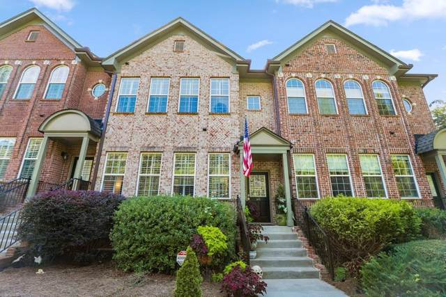 3613 Ashford Creek Drive NE, Brookhaven, GA 30319 (MLS #6792600) :: Thomas Ramon Realty