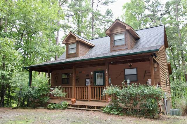297 Cedar Creek Drive, Blairsville, GA 30512 (MLS #6792606) :: Keller Williams