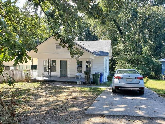 2809 7th Street SW, Atlanta, GA 30315 (MLS #6792608) :: Team RRP | Keller Knapp, Inc.