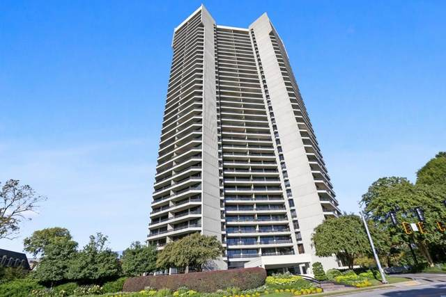 2660 Peachtree Road 18CD, Atlanta, GA 30305 (MLS #6792630) :: Vicki Dyer Real Estate