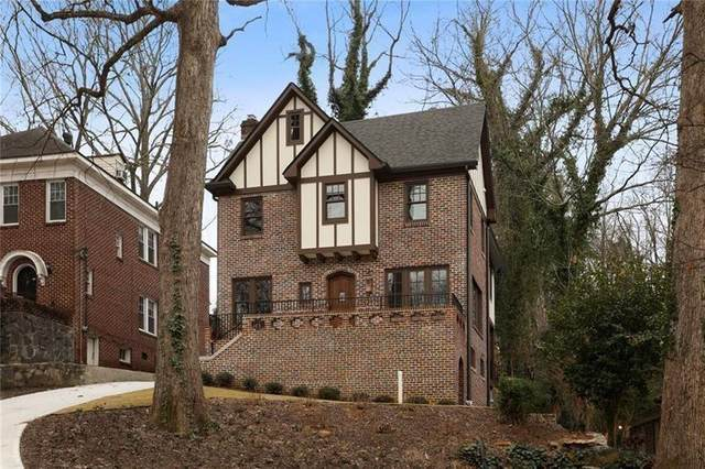 1309 Stillwood Drive NE, Atlanta, GA 30306 (MLS #6792668) :: Keller Williams Realty Cityside