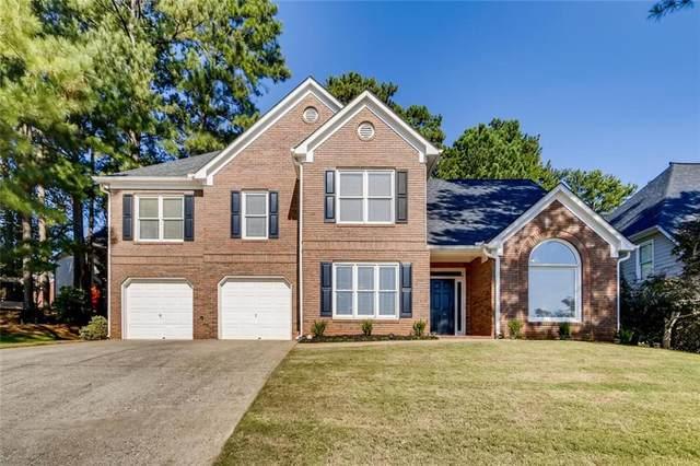 2113 Kendall Close NW, Acworth, GA 30102 (MLS #6792682) :: Tonda Booker Real Estate Sales
