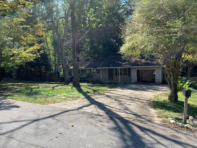 4163 Walnut Circle, Flowery Branch, GA 30542 (MLS #6792691) :: Tonda Booker Real Estate Sales