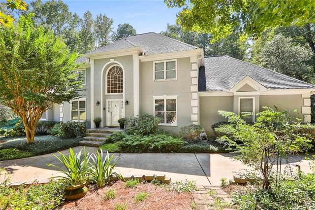 140 Pond Trace, Fayetteville, GA 30215 (MLS #6792733) :: North Atlanta Home Team