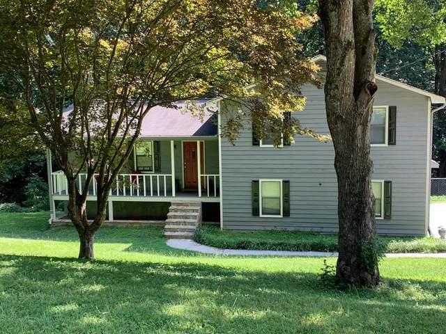 5814 Golden West Trail SW, Lilburn, GA 30047 (MLS #6792755) :: North Atlanta Home Team