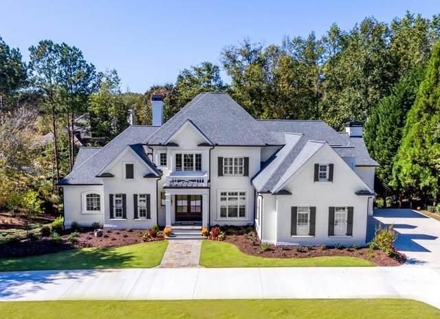 8410 Lazy Oaks Court, Sandy Springs, GA 30350 (MLS #6792774) :: Tonda Booker Real Estate Sales
