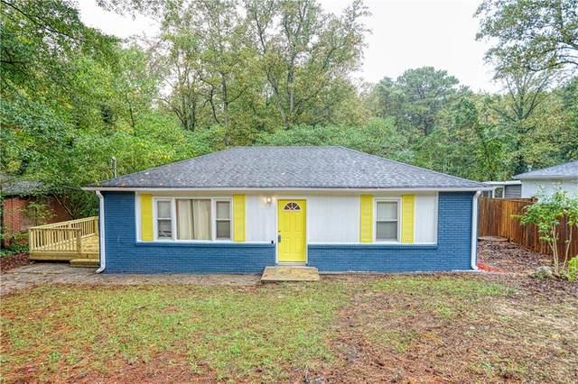 2865 Diana Drive SW, Atlanta, GA 30315 (MLS #6792781) :: North Atlanta Home Team