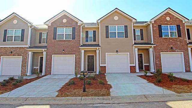 6916 Rogers Point #163, Lithonia, GA 30058 (MLS #6792795) :: Rock River Realty