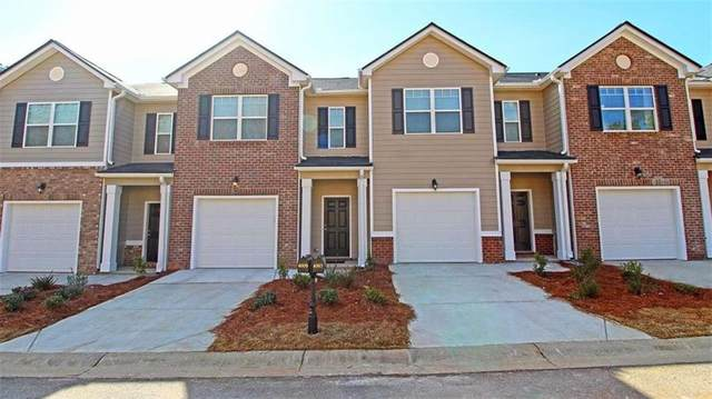 6904 Rogers Point #2125, Lithonia, GA 30058 (MLS #6792812) :: Rock River Realty