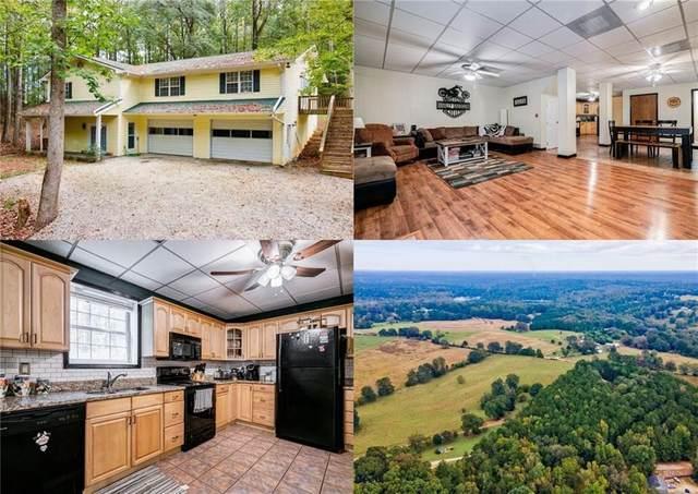 378 Indian Creek Road, Locust Grove, GA 30248 (MLS #6792834) :: North Atlanta Home Team