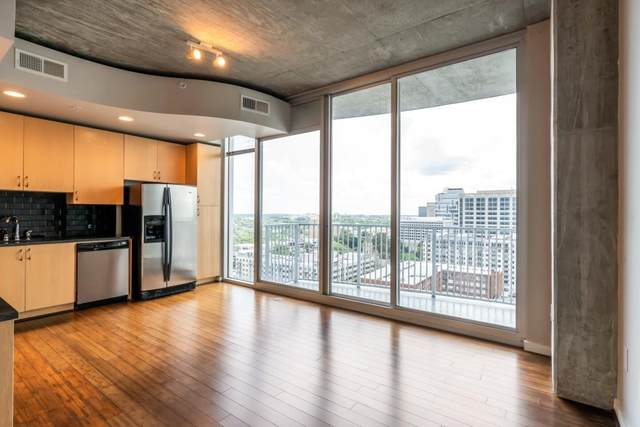 860 Peachtree Street NE #1716, Atlanta, GA 30308 (MLS #6792839) :: Rock River Realty
