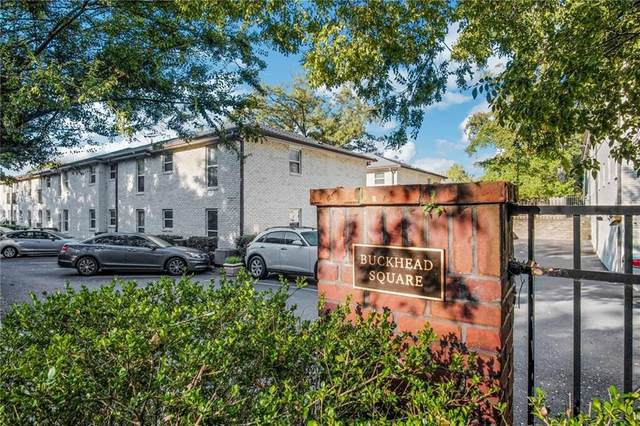 48 Peachtree Avenue NE #321, Atlanta, GA 30305 (MLS #6792840) :: RE/MAX Paramount Properties