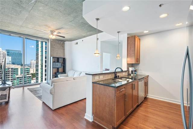 855 Peachtree Street NE #2106, Atlanta, GA 30308 (MLS #6792864) :: Vicki Dyer Real Estate