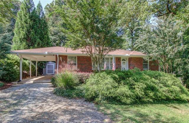 2538 Ball Park Drive, Tucker, GA 30084 (MLS #6792871) :: North Atlanta Home Team