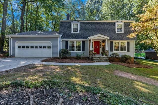 5090 Larry Lane, Marietta, GA 30068 (MLS #6792874) :: North Atlanta Home Team