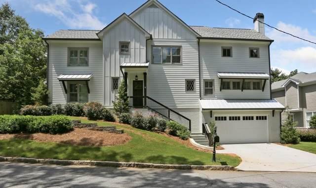 3262 Lynwood Drive, Brookhaven, GA 30319 (MLS #6792880) :: North Atlanta Home Team