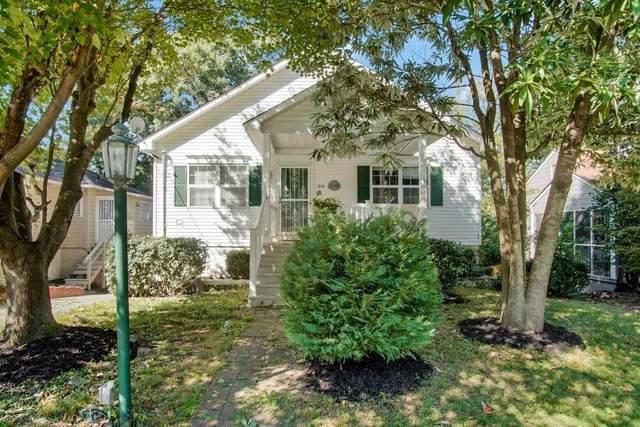 1214 Francis Street NW, Atlanta, GA 30318 (MLS #6792889) :: Tonda Booker Real Estate Sales