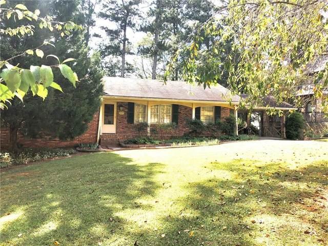 1927 N Akin Drive NE, Atlanta, GA 30345 (MLS #6792900) :: North Atlanta Home Team