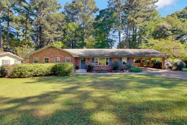 2439 Hazelwood Drive NE, Atlanta, GA 30345 (MLS #6792908) :: North Atlanta Home Team