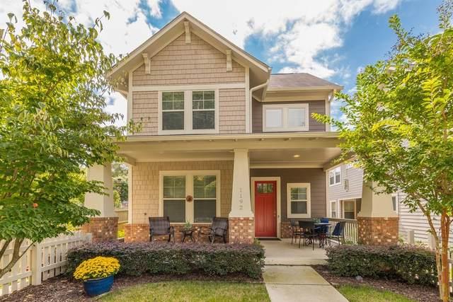 1192 Medlin Street SE, Smyrna, GA 30080 (MLS #6792913) :: The Cowan Connection Team