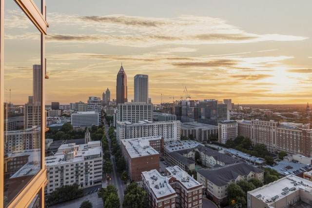 855 Peachtree Street NE #2201, Atlanta, GA 30308 (MLS #6792929) :: Vicki Dyer Real Estate