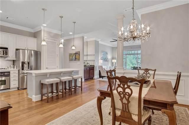 2300 Peachford Road Unit 1401, Dunwoody, GA 30338 (MLS #6792967) :: Vicki Dyer Real Estate