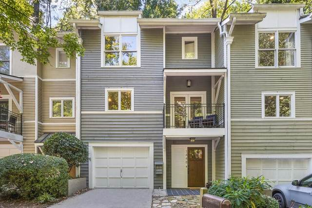 1448 Hillpine Lane, Atlanta, GA 30306 (MLS #6792991) :: Team RRP | Keller Knapp, Inc.