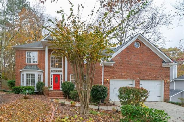 2243 Duck Hollow Drive NW, Kennesaw, GA 30152 (MLS #6793014) :: North Atlanta Home Team