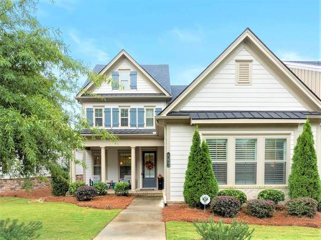 749 Henry Drive, Marietta, GA 30064 (MLS #6793017) :: Tonda Booker Real Estate Sales