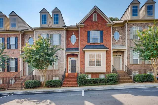 3451 Henderson Reserve, Atlanta, GA 30341 (MLS #6793032) :: North Atlanta Home Team