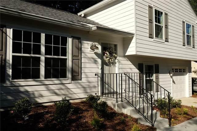 10470 Ash Rill Drive, Alpharetta, GA 30022 (MLS #6793038) :: RE/MAX Paramount Properties