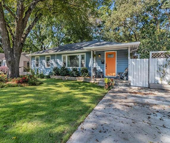 473 Hyde Drive NE, Marietta, GA 30060 (MLS #6793056) :: Tonda Booker Real Estate Sales