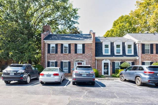 One Palace Green Place #1, Atlanta, GA 30318 (MLS #6793072) :: Vicki Dyer Real Estate