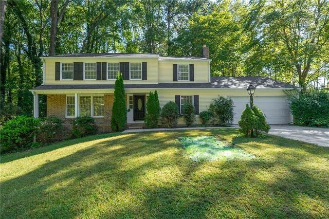 220 Greencrest Court NE, Marietta, GA 30068 (MLS #6793073) :: Keller Williams Realty Atlanta Classic