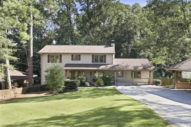 3841 Chamblee Dunwoody Road, Chamblee, GA 30341 (MLS #6793096) :: North Atlanta Home Team
