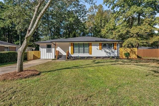 2059 Barbara Lane, Decatur, GA 30032 (MLS #6793102) :: North Atlanta Home Team